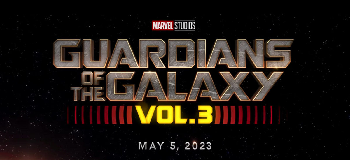 Guardiani della Galassia Vol. 3 arriva il 5 maggio 2023
