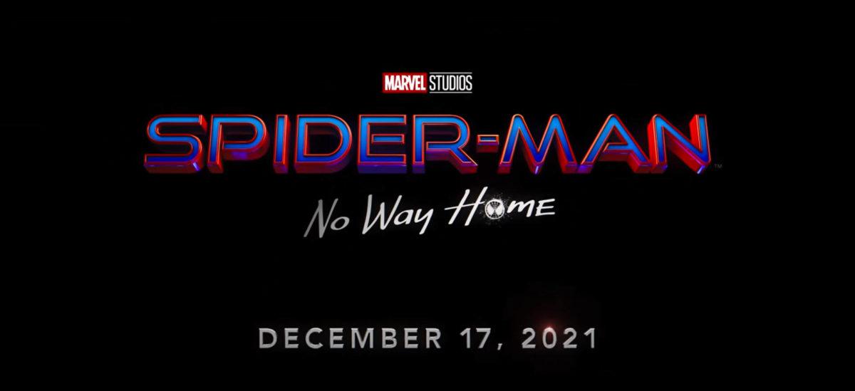 pider-Man: No Way Home arriva il 17 dicembre 2021
