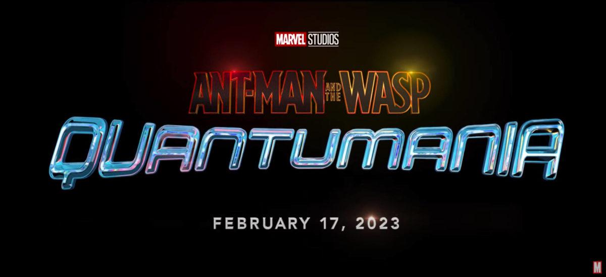 Ant-Man and the Wasp: Quantumania arriva il 17 febbraio 2023