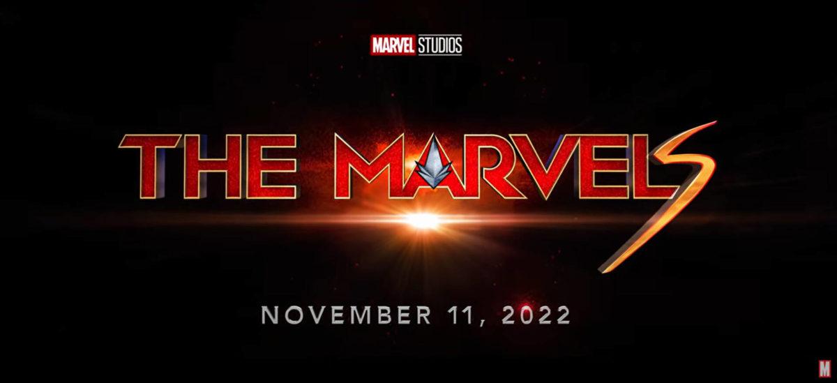 The Marvels arriva l'11 novembre 2022