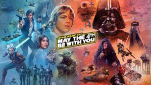 perché il 4 maggio è star wars day