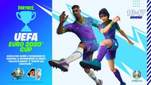 Fortnite UEFA EURO Cup 2020