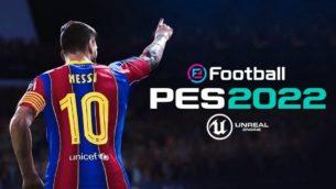 PES 2022 beta