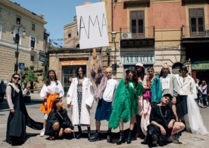 Palermo, AMA Casa Preti