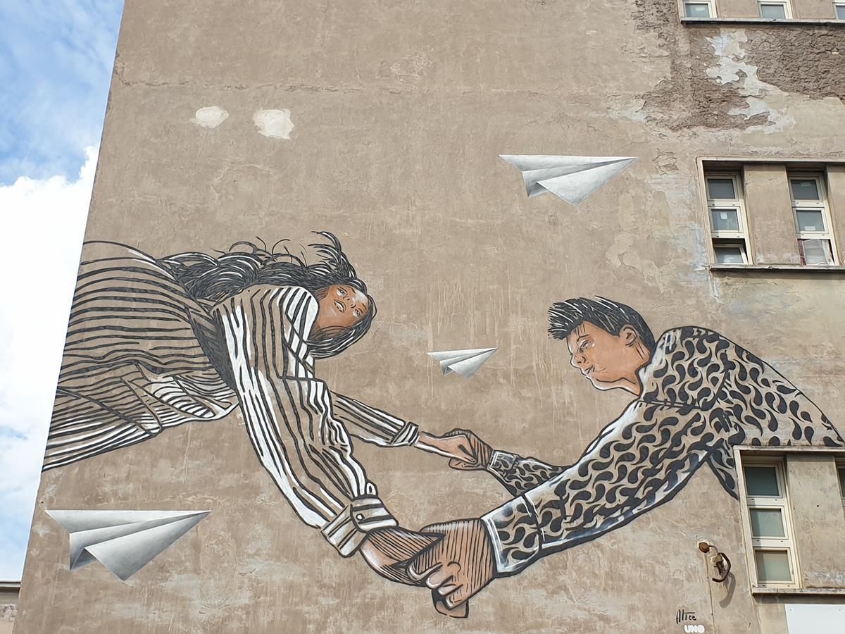 murale liceo manara roma (1)