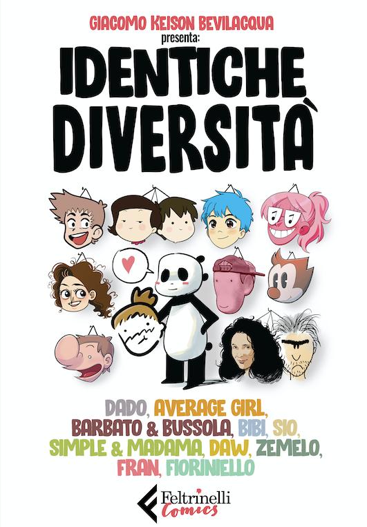 Copertina Identiche diversità
