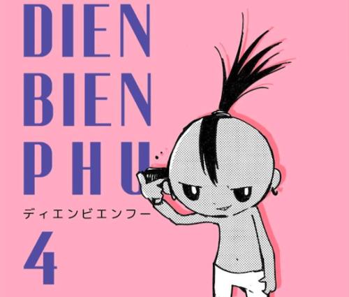 Dien Bien Phu 4 cover BAO