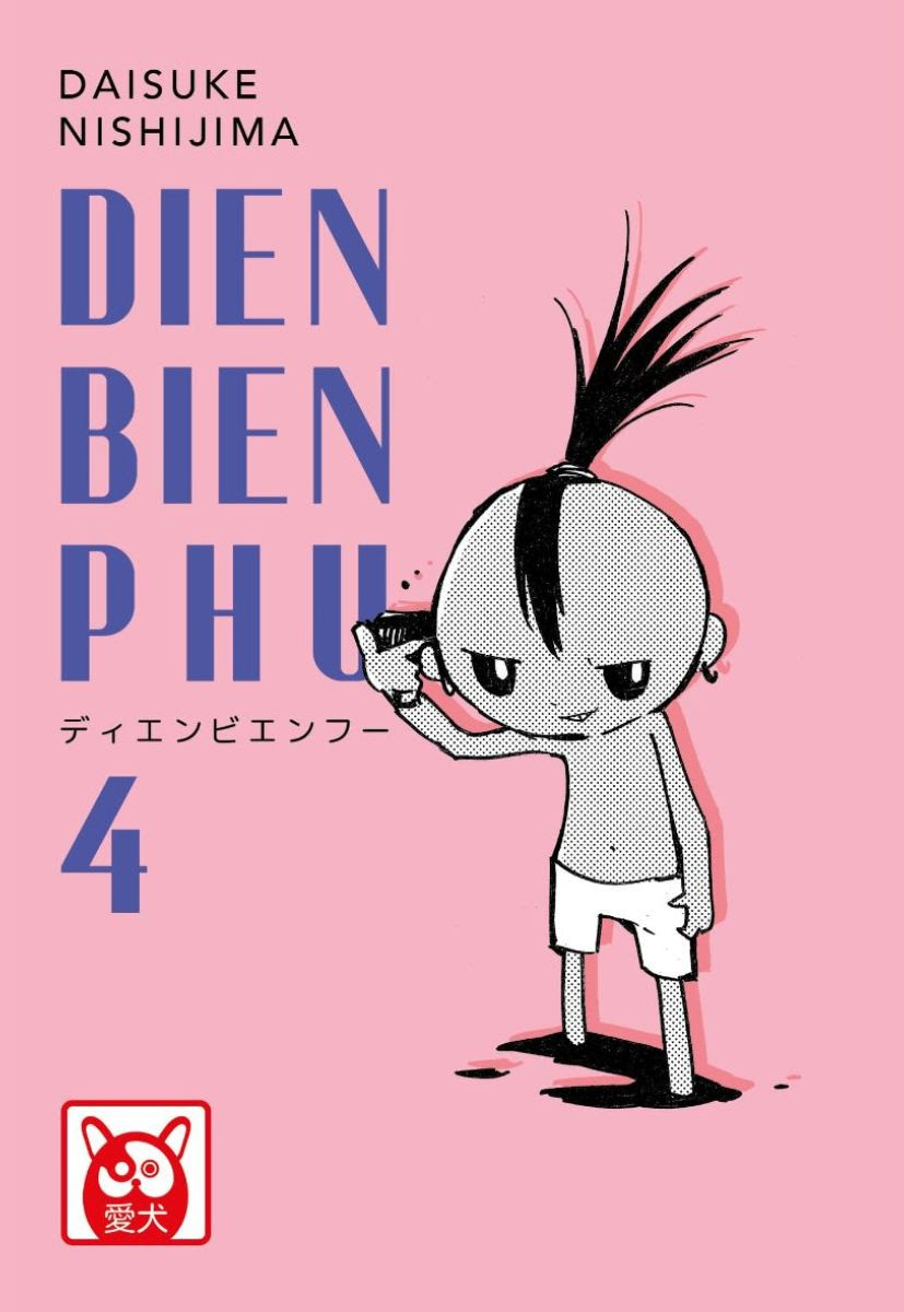 Dien Bien Phu 4 copertina