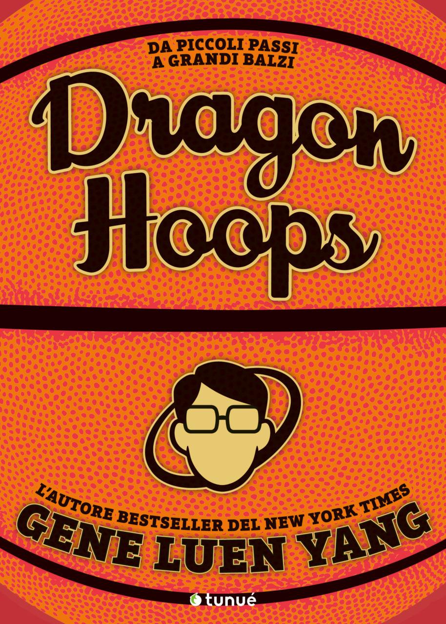 Dragon Hoops copertina Tunué