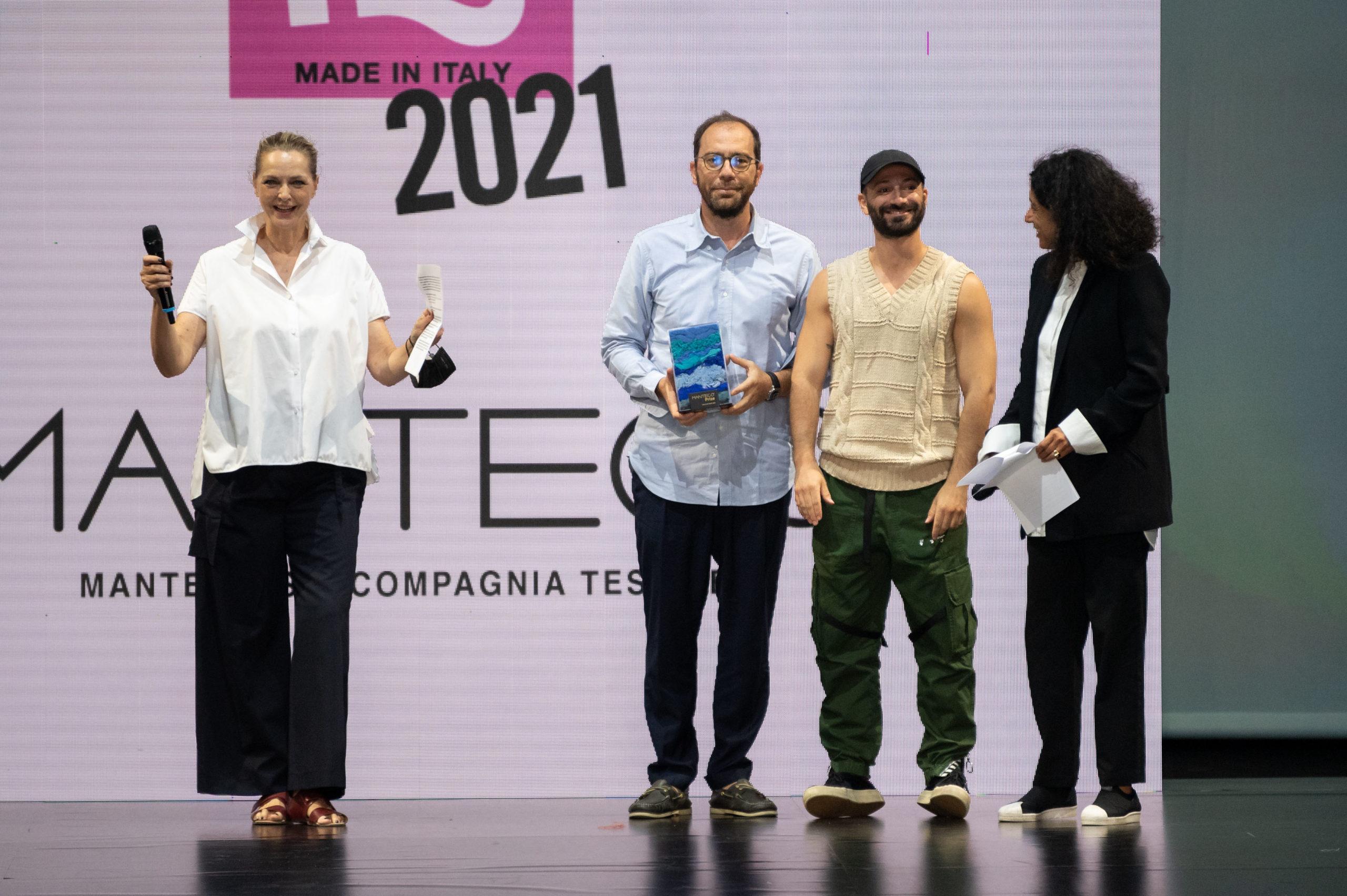 Premio Manteco Altaroma