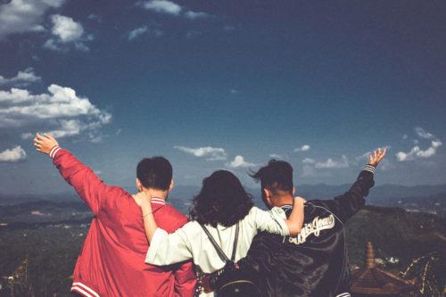 adolescenti viaggio