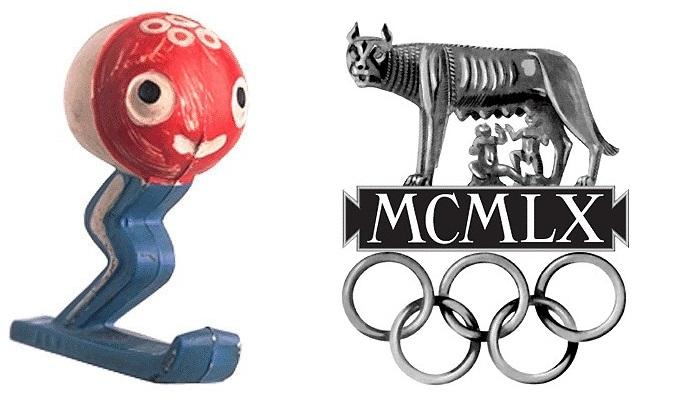 mascotte olimpiadi