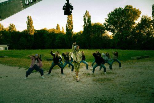 sangiovanni malibu coreografia giulia