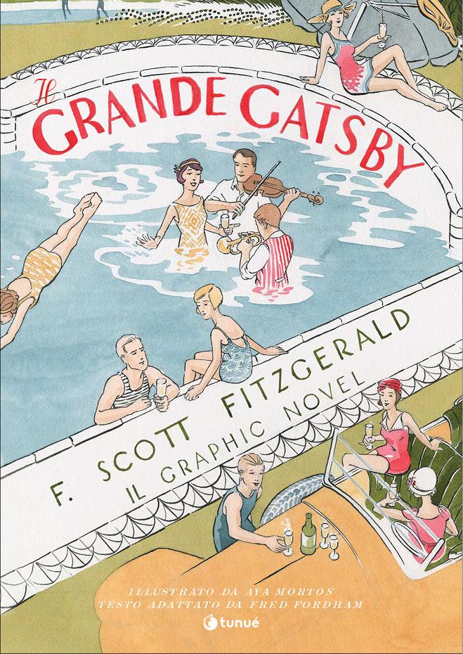 Il grande Gatsby a fumetti