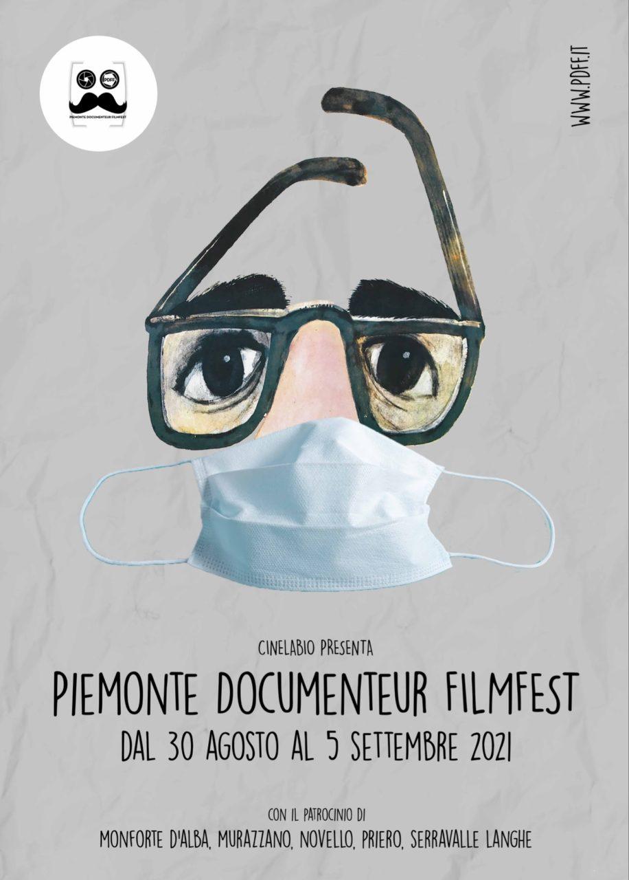 Manifesto Piemonte Documenteur Film Fest