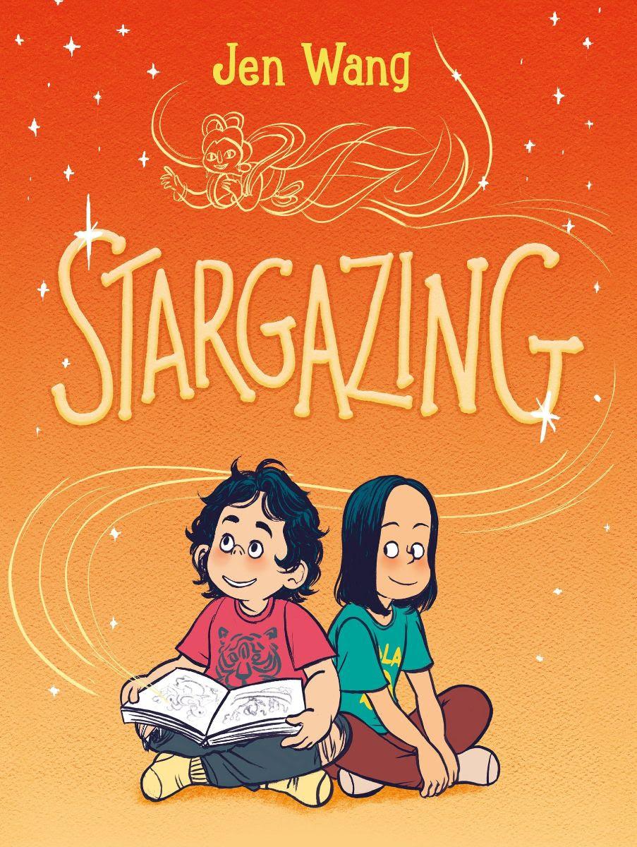 Copertina Stargazing BAO Publishing