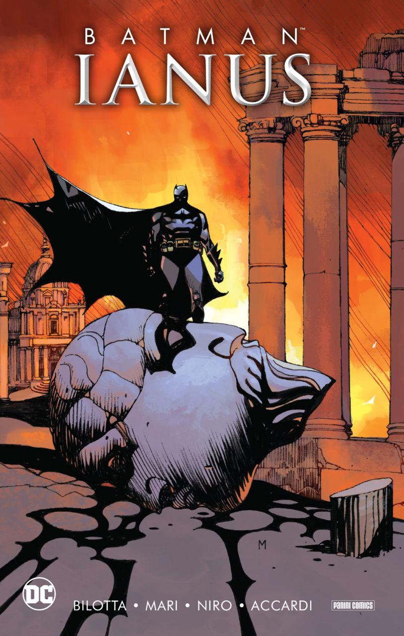 IANUS Batman