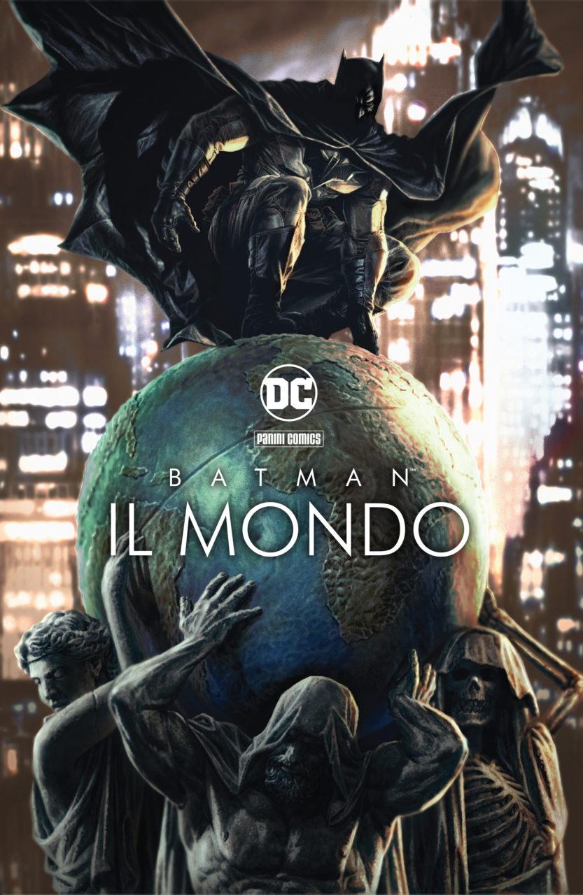 BATMAN IL MONDO cover