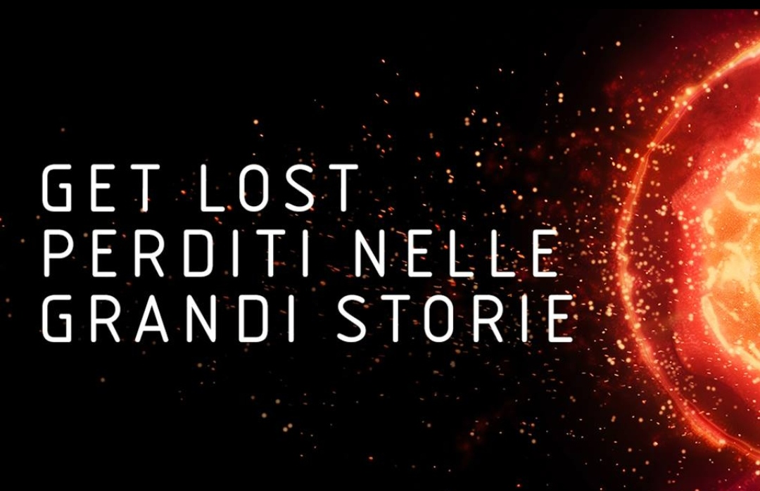 GET LOST the space cinema