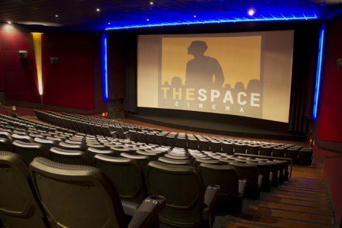 The space cinema