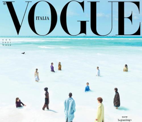 Vogue Italia settembre