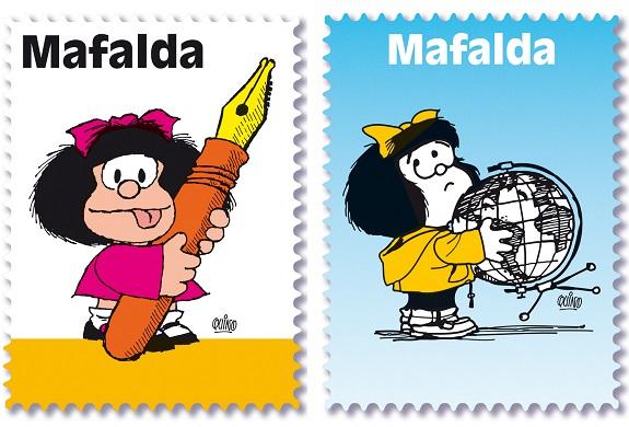 francobollo di mafalda