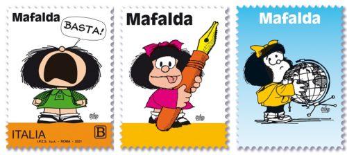 fancobollo di mafalda