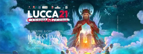 Uffizi e Lucca Comics & Games