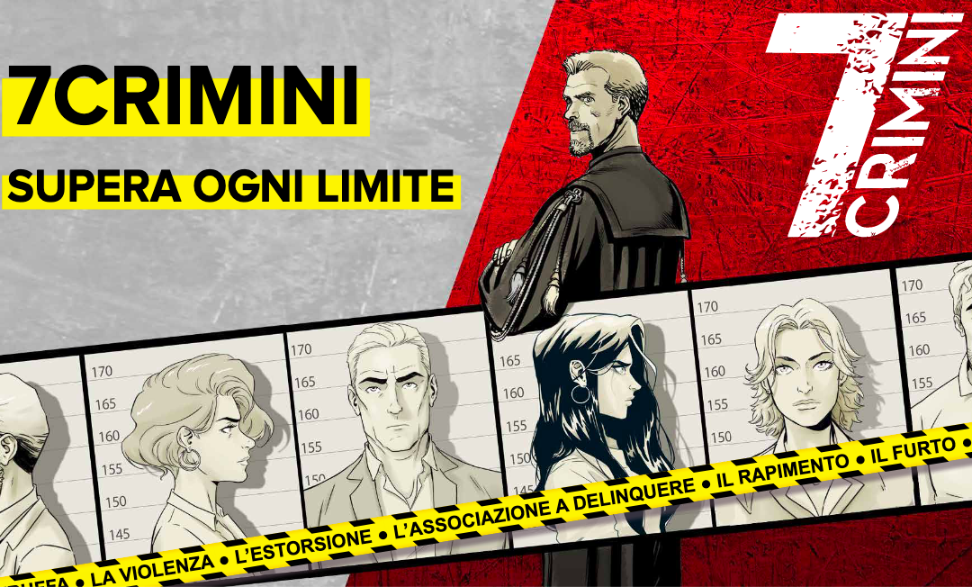 7CRIMINI cover serie