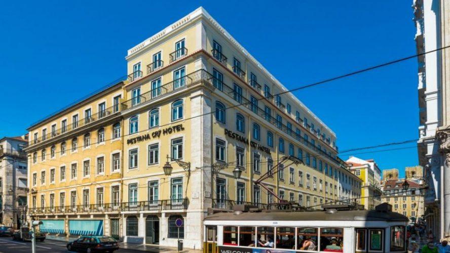 1. Pestana CR7 Lisboa 1
