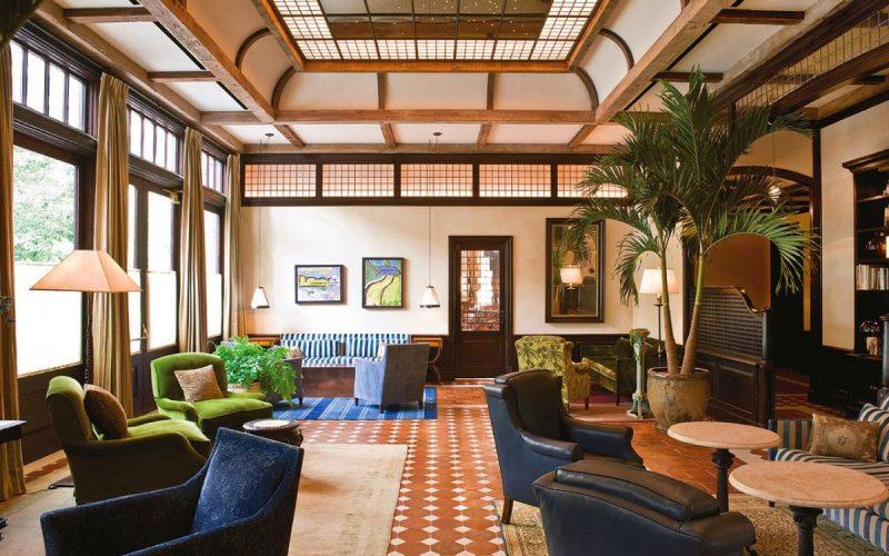2. The Greenwich Hotel 3