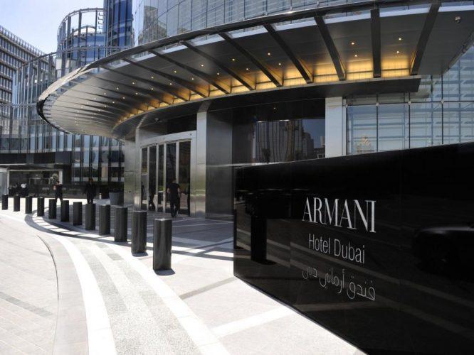 8. Armani Hotel 2