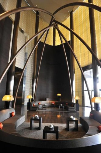 8. Armani Hotel 3