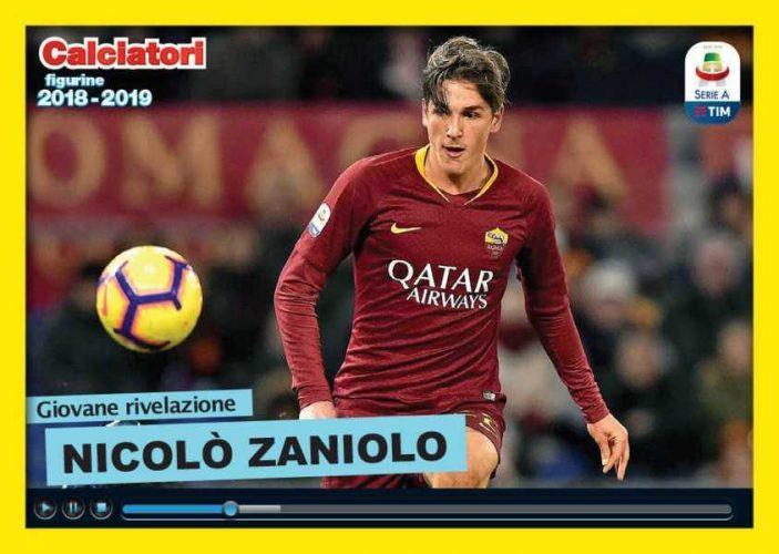 C10 - Giovane rivelazione - Nicolo Zaniolo (FILEminimizer) (FILEminimizer)