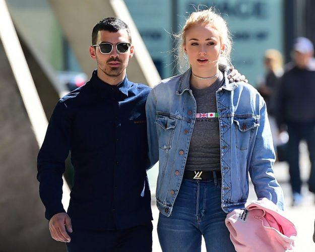 Joe Jonas e Sophie Turner