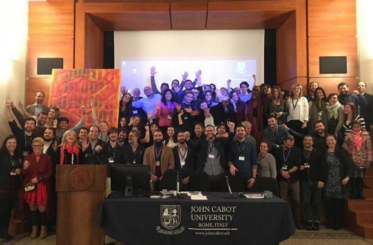 John Cabot University. (2)