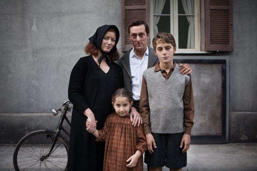La famiglia Scanno_in alto da sx Cioppa (Assunta) e Pugliese (Nicola). in basso da sx Mongiello (altra figlia) e Vaccaro (Enzo) (Copy)