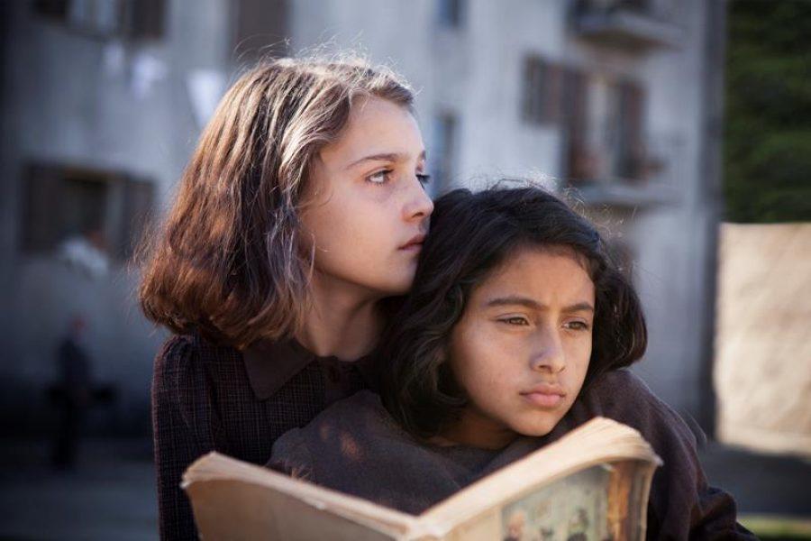 MBF_from left, Elisa Del Genio (young Elena) & Ludovica Nasti (young Lila)_Photo by Eduardo Castaldo #2 (Copy)