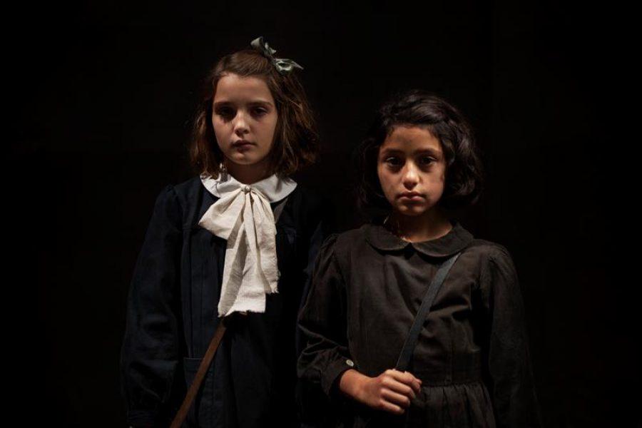 MBF_from left, Elisa Del Genio (young Elena) & Ludovica Nasti (young Lila)_Photo by Eduardo Castaldo #3 (Copy)