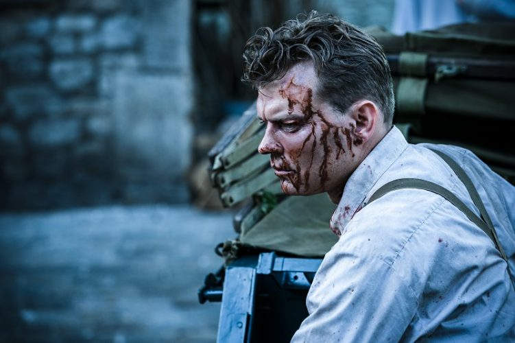 Pilou Asbaek as Wafner in the film, OVERLORD by Paramount Pictures