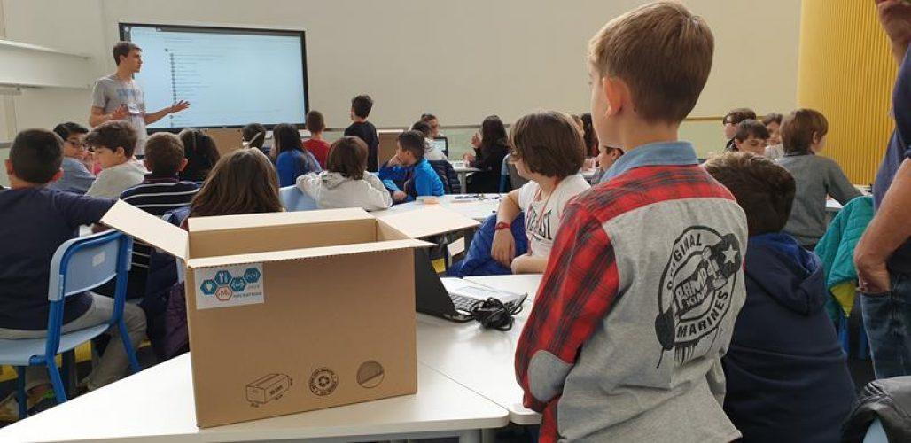 School Maker Day bologna (1)