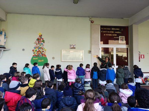 Scuola Divina Provvidenza di Genova