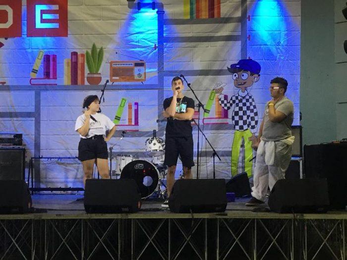 Teen Parade Tedua e Lo stato sociale (1)