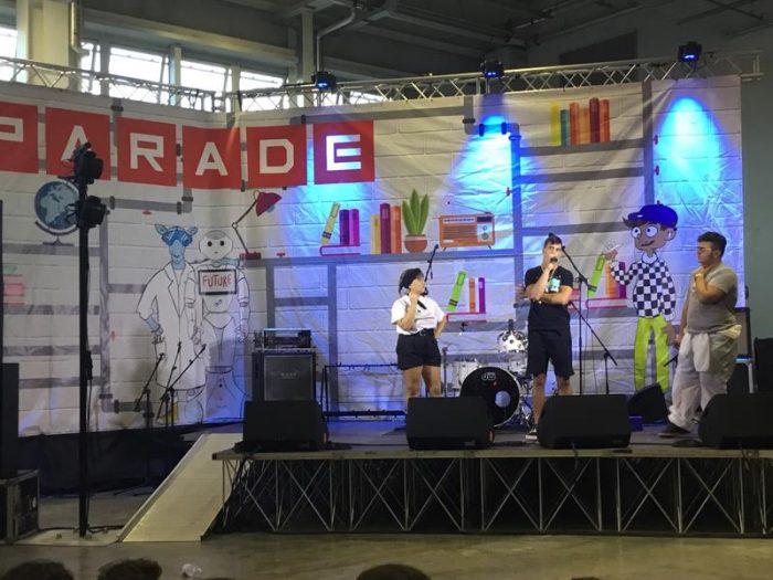 Teen Parade Tedua e Lo stato sociale (6)