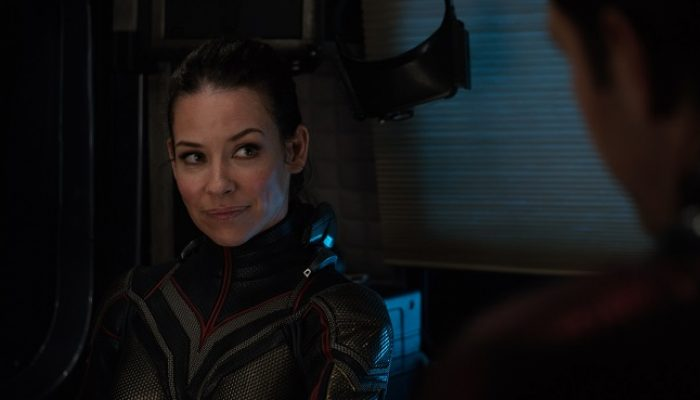 Marvel Studios ANT-MAN AND THE WASP..The Wasp/Hope van Dyne (Evangeline Lilly)..Photo: Film Frame..©Marvel Studios 2018