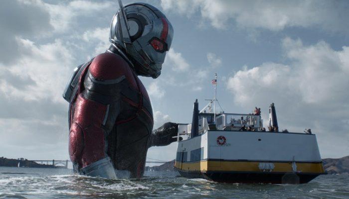 Marvel Studios ANT-MAN AND THE WASP..Giant-Man/Scott Lang (Paul Rudd)..Photo: Film Frame..©Marvel Studios 2018