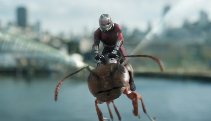 Ant-Man and the Wasp debutto