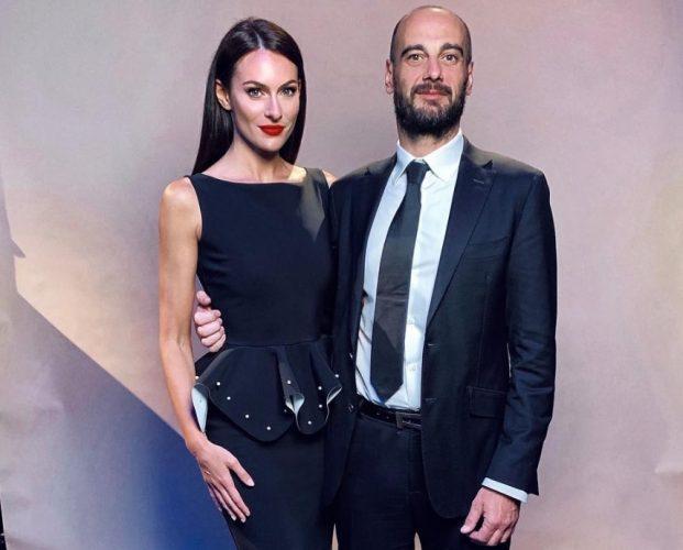 Paola Turani e Riccardo Serpella